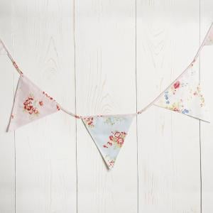Mixed Floral Bunting