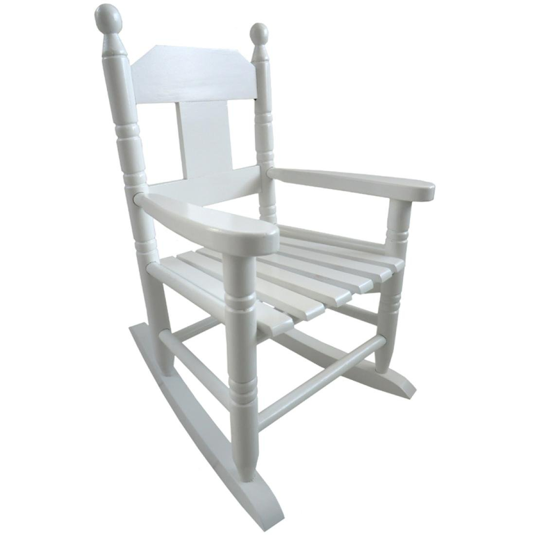 White childs rocking chair childrens rocking chair kids for White kids chair