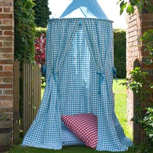 Sky Blue Hanging Tent