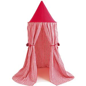 Cherry Red Hanging Tent