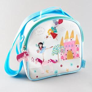Fairy Unicorn Lunch Bag with Detachable Strap