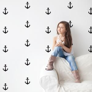 Anchor Decorative Wall Stickers