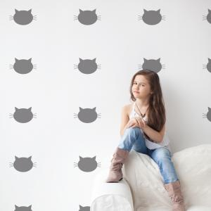 Cats Decorative Wall Stickers