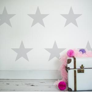 Large Stars Decorative Wall Stickers