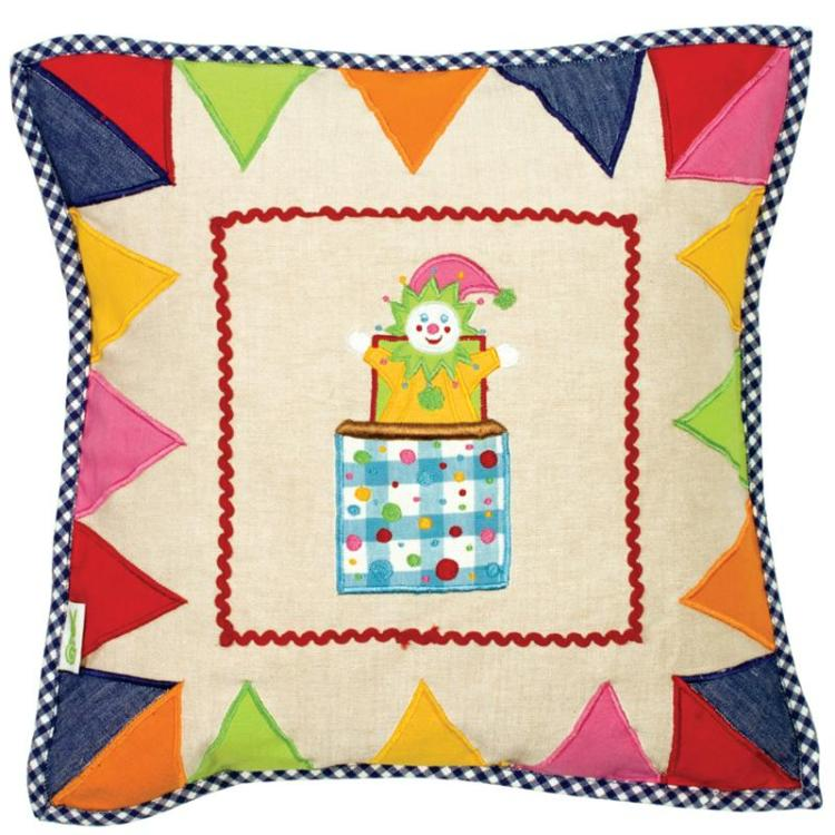 Toy Shop Cushion Cover
