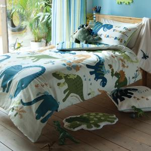 Fun Dino Duvet Set