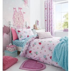 Flowers and Fairies Duvet Set