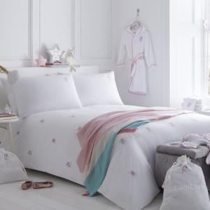 Organic Unicorn Duvet Set