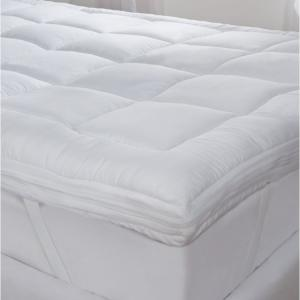 Dual Layer Microfibre Mattress Enhancer