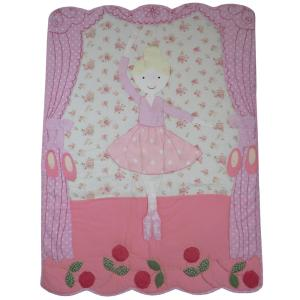 Ballerina Quilted Bedspread - FLASH SALE - Sorry now sold!!!