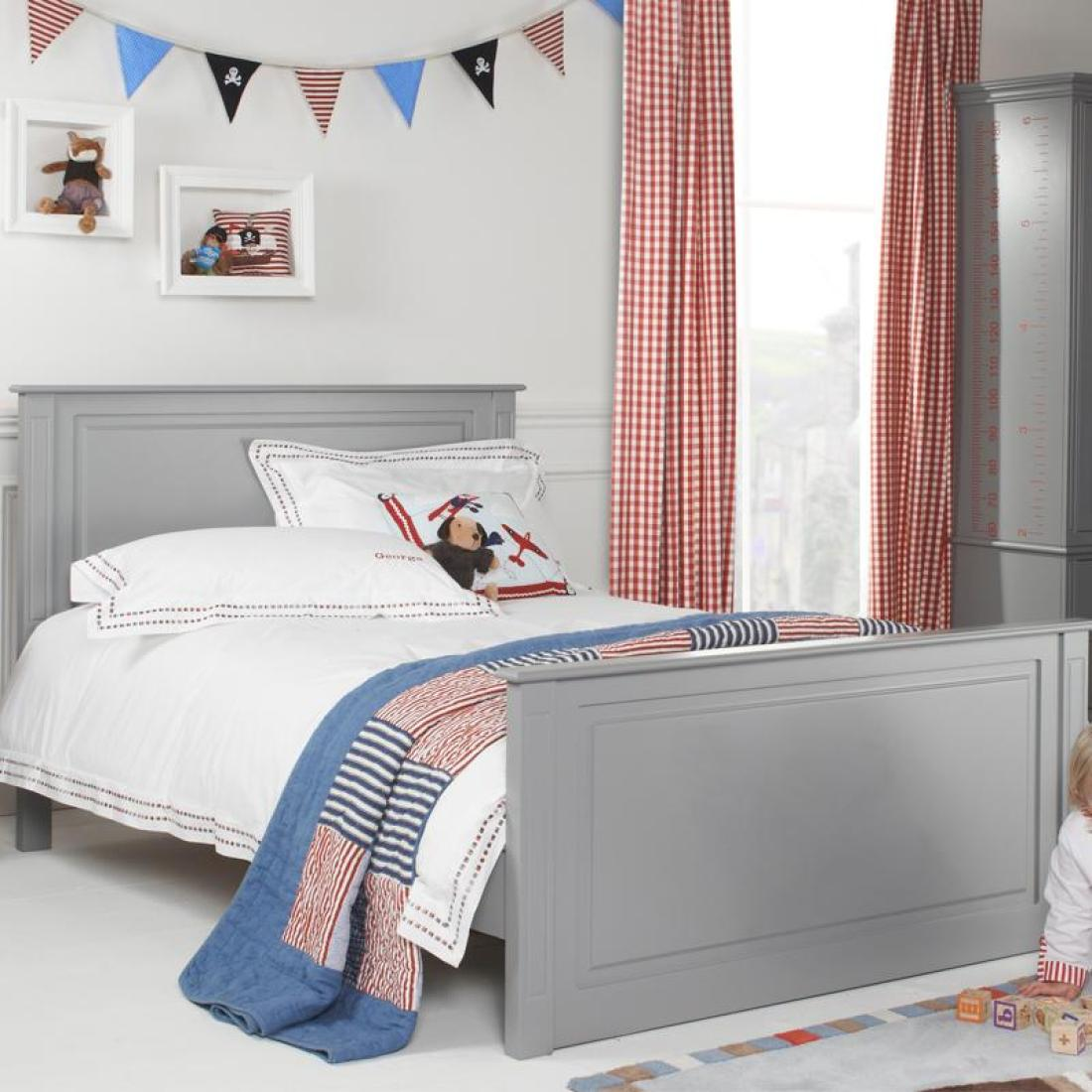 Archie High Foot End Small Double Bed Boys Beds Kids