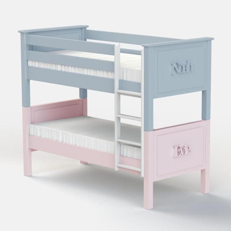 Brother and Sister Bunk Bed