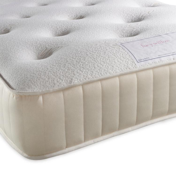 4ft Small Double Luxury Pocket Sprung Mattress