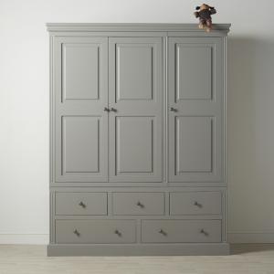 Archie 3 Door 5 Drawer Wardrobe