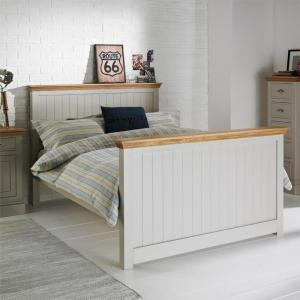 Charlie Oakley High Foot End Bed