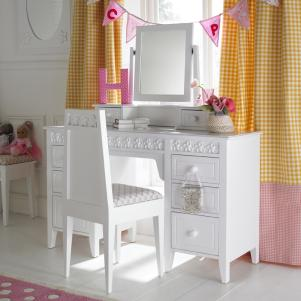 Daisy Brambles Large Dressing Table and Mirror