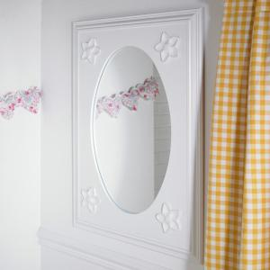 Daisy Childrens Wall Mirror