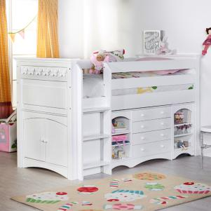 Florence Flutterby Cabin Bed