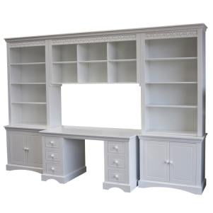 Florence Flutterby Desk and Display Unit