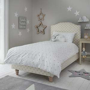Henley Luxury Girls Upholstered Bed