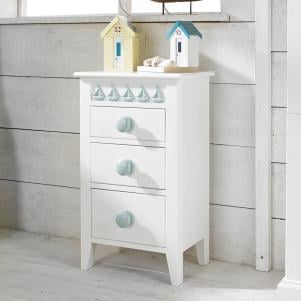 Little Buoy Blue Bedside Table