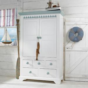 Little Buoy Blue Combination Wardrobe