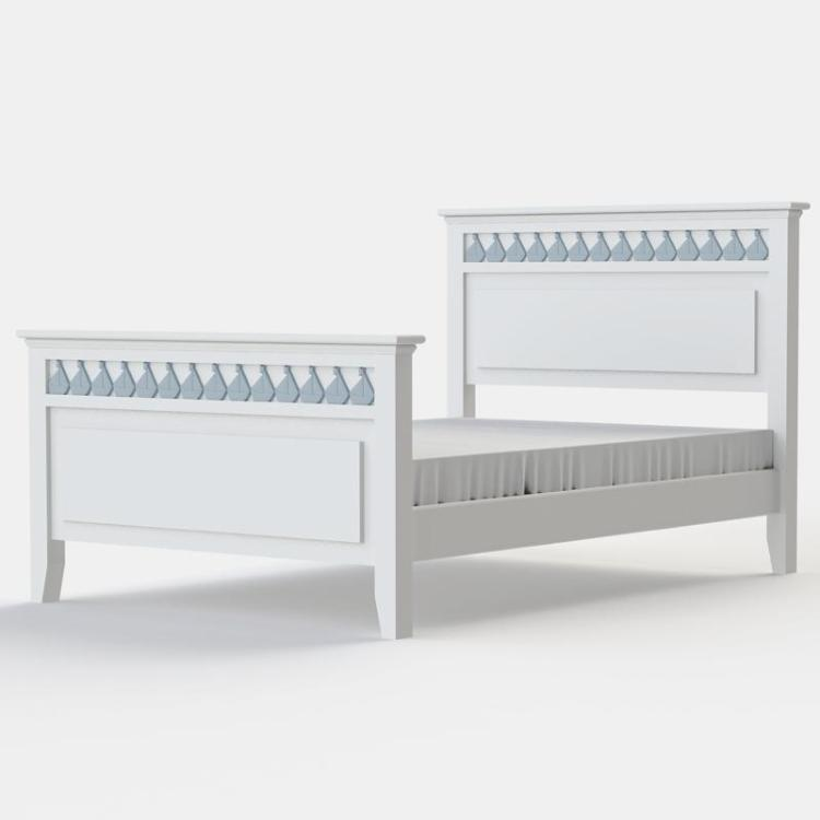 Little Buoy Blue Double Bed