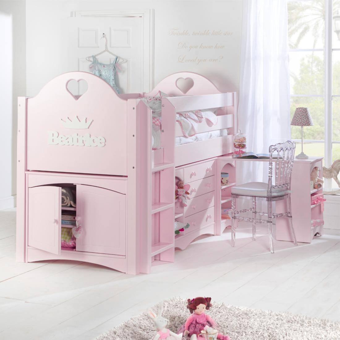 Picture of: Looby Lou Cabin Bed