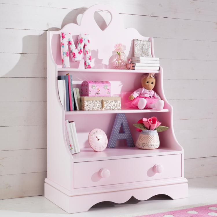 Looby Lou Waterfall Bookcase Childrens Bookcase Girls