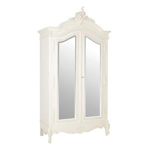 Tilly 2 Door Mirrored Wardrobe