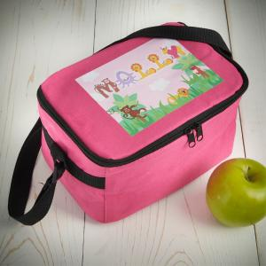 Animal Name Girls Lunch Bag