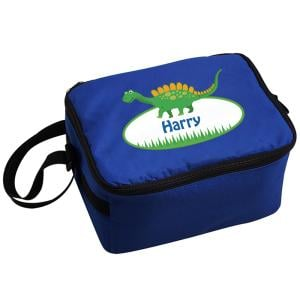 Dinosaur Personalised Lunch Bag