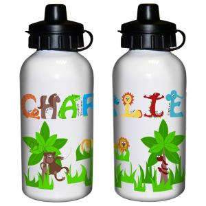 Animal Name Boys Drinks Bottle