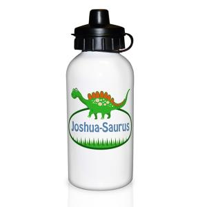 Dinosaur Personalised Drinks Bottle