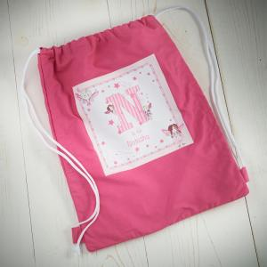 Fairy Letter Swim Bag