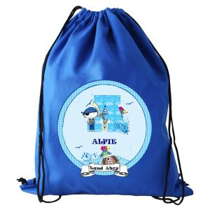 Pirate Personalised Swim Bag