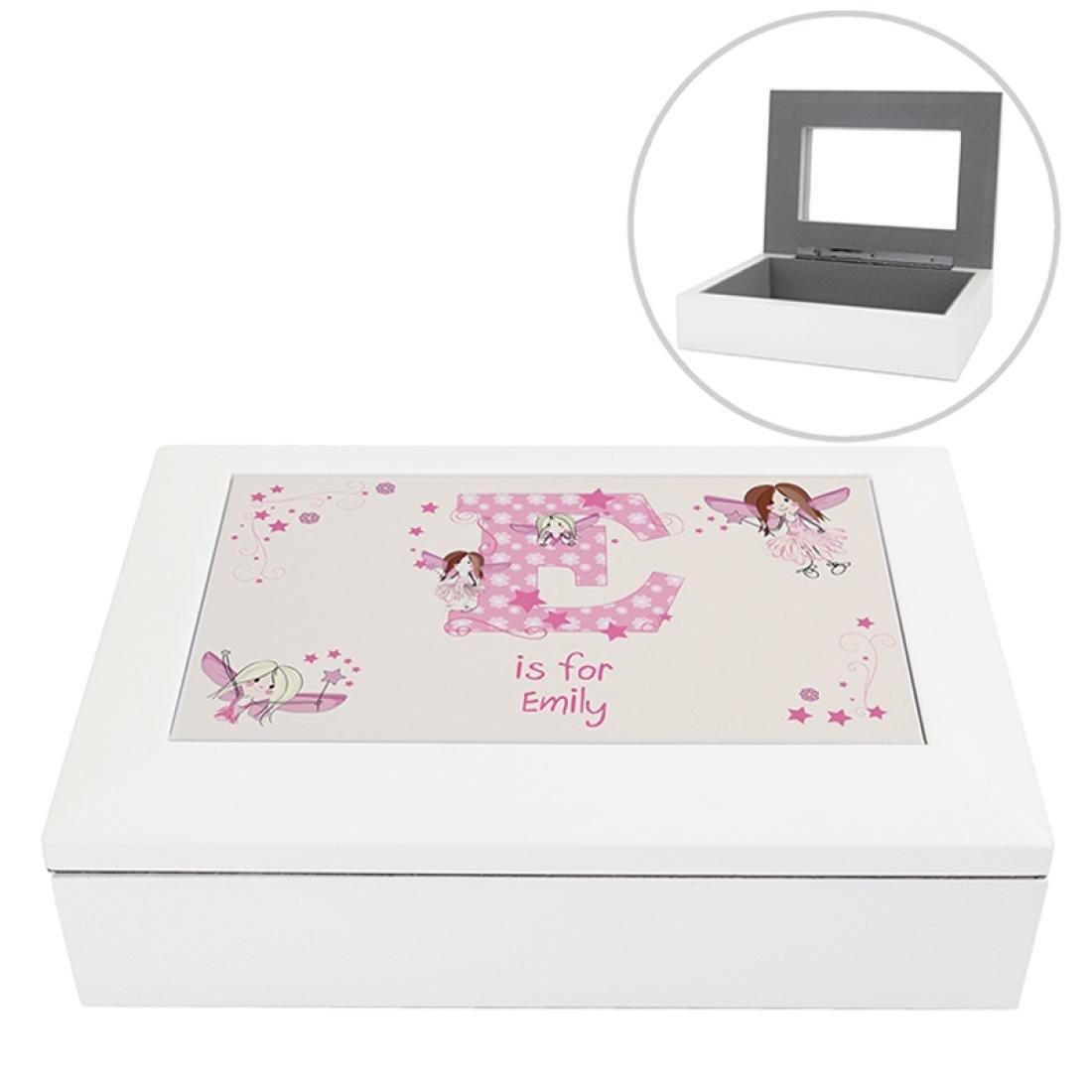 Fairy Letter Jewellery Box