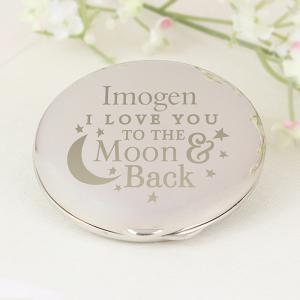 To the Moon and Back... Round Compact