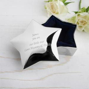Star Trinket Box