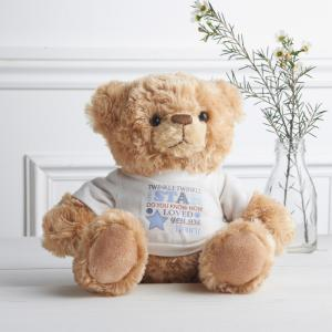 Twinkle Boys Teddy