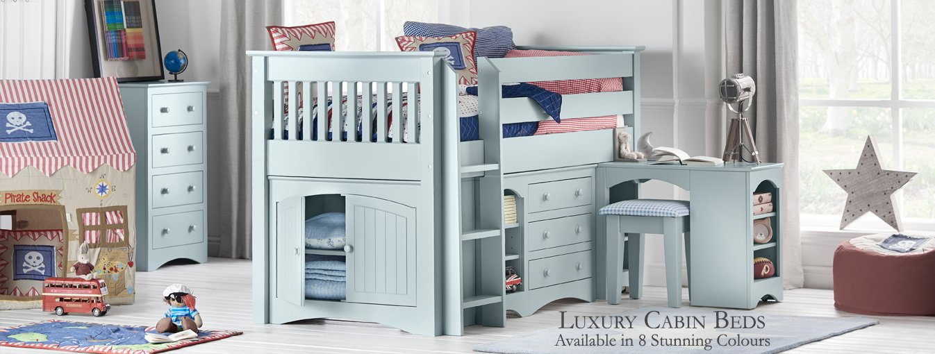 Luxury Cabin Bed