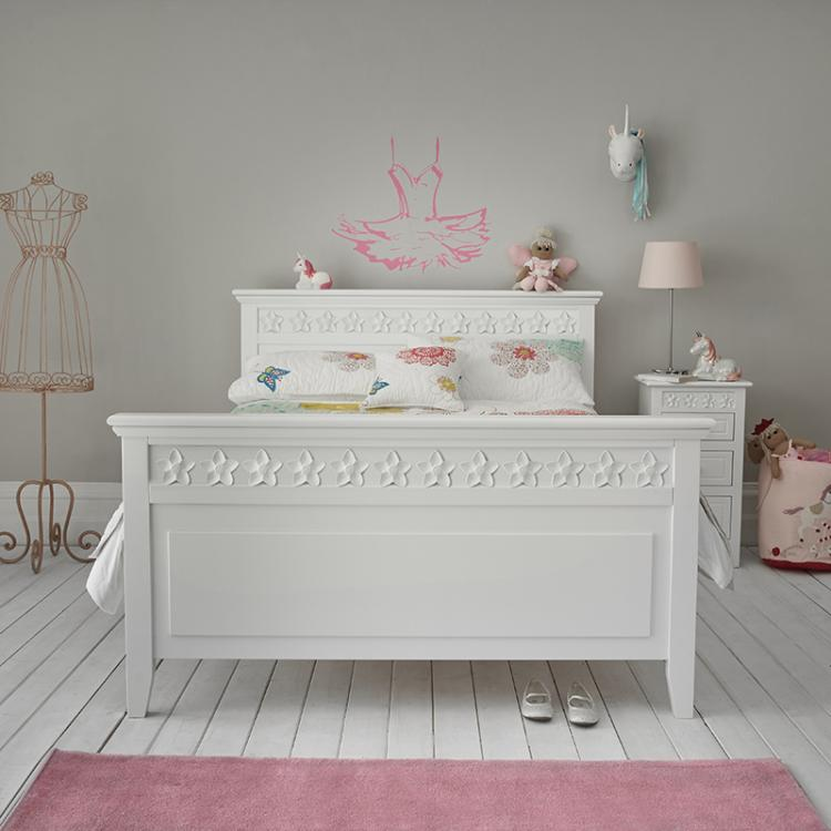 Daisy Brambles Double Bed