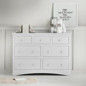 Barney and Boo Combination Chest of Drawers