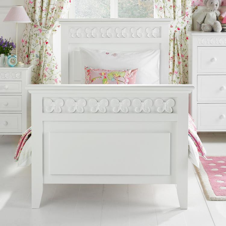 Florence Flutterby Childrens Bed