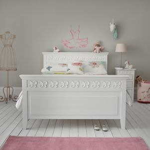 Florence Flutterby Double Bed