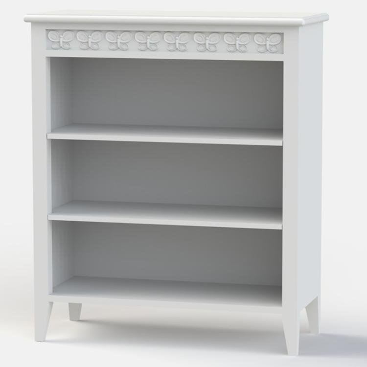 Florence Flutterby Low Bookcase