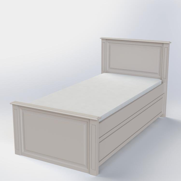 Archie Children's Truckle Bed