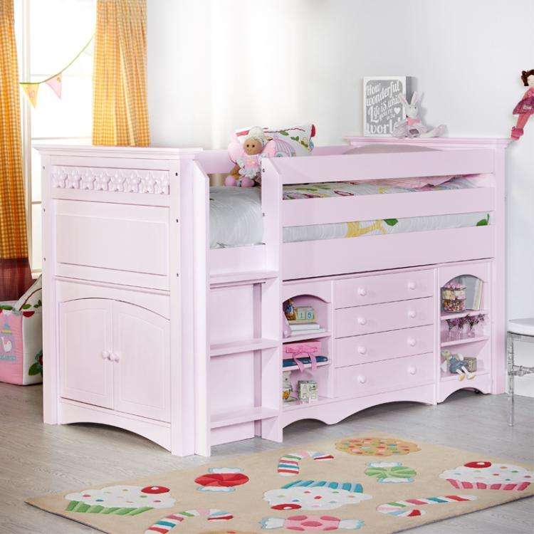 Daisy Brambles Cabin Bed