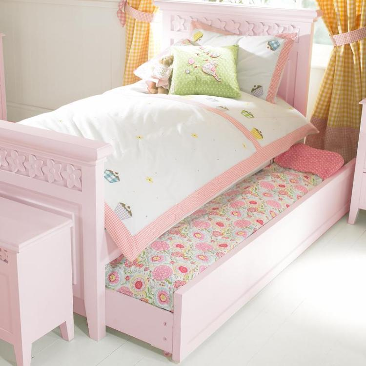 Daisy Brambles Childrens Truckle Bed