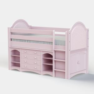 Sammy Girls Cabin Bed